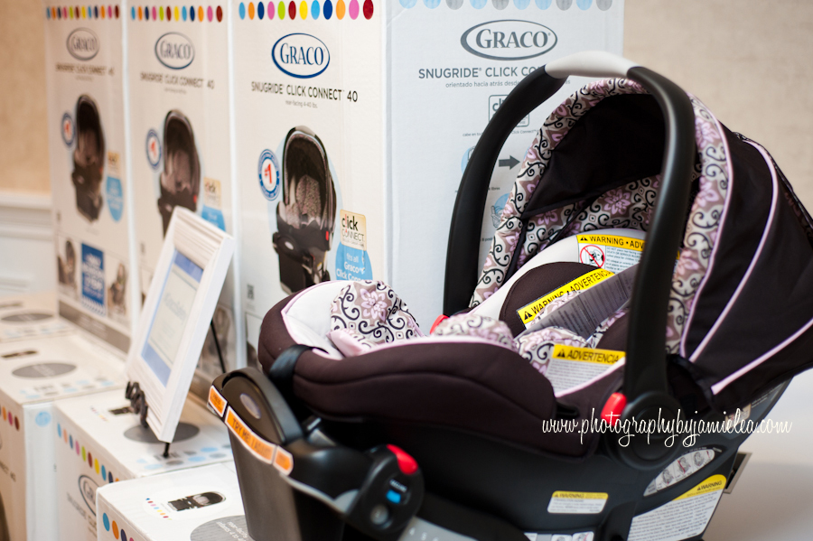 Car Seat Image The New Graco SnugRide Click Connect 40
