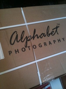 Alphabet Photography Packaging