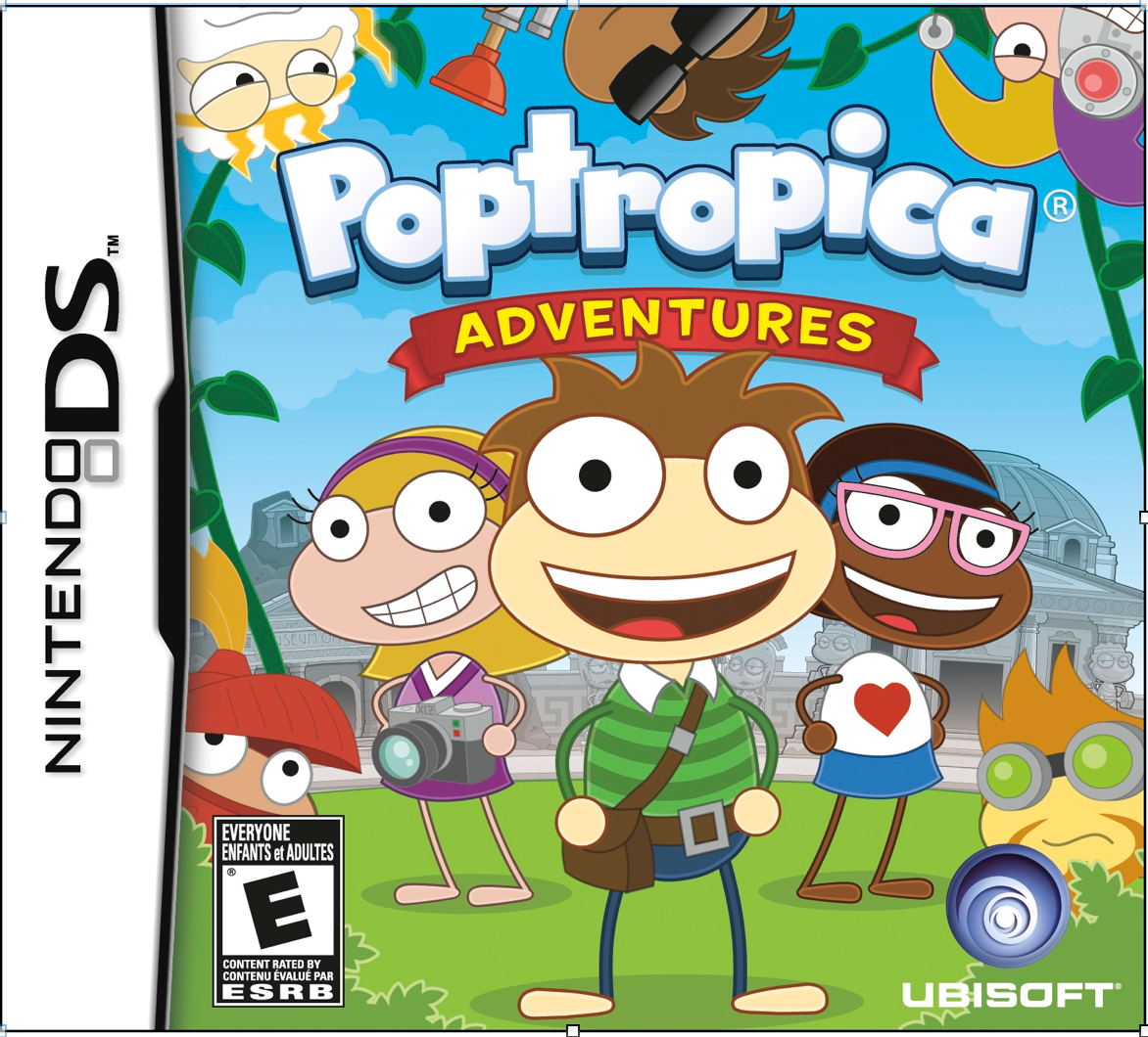 Poptropica from Ubisoft