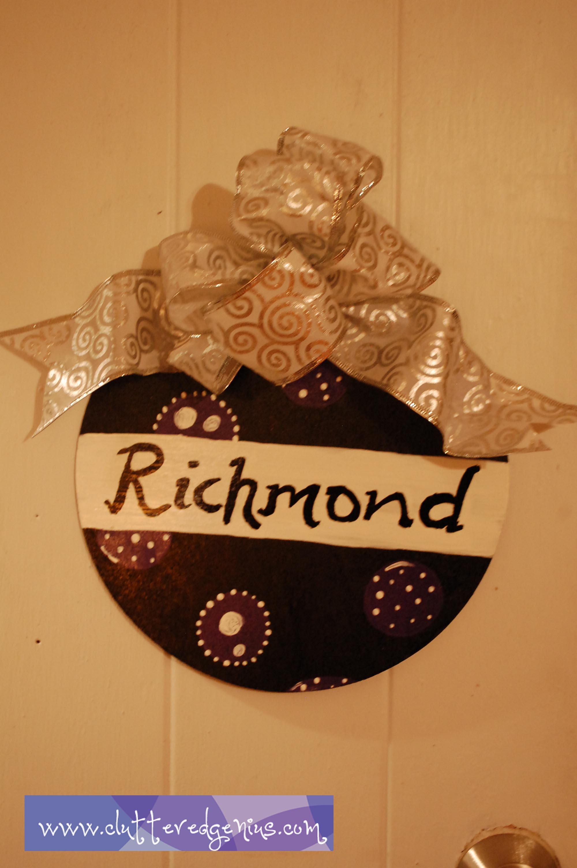 DIY Decorative Ornament