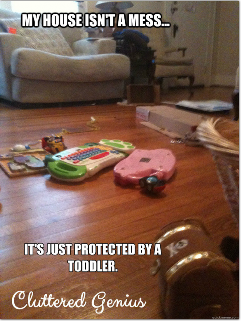 toddler security