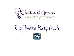 twitter party guide