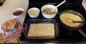 chkn enchiladas ready to assemble