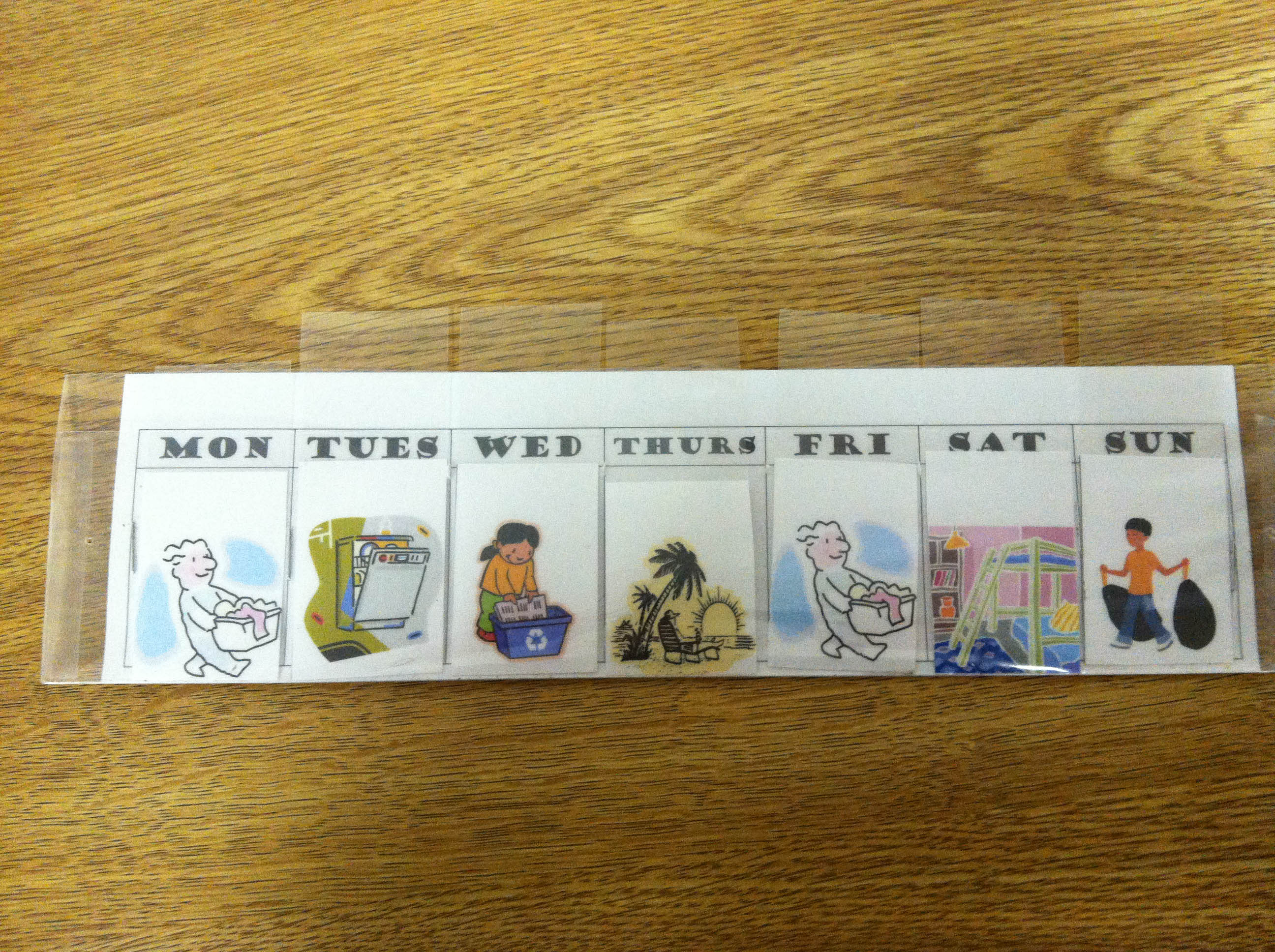 Age-Appropriate Chore Charts