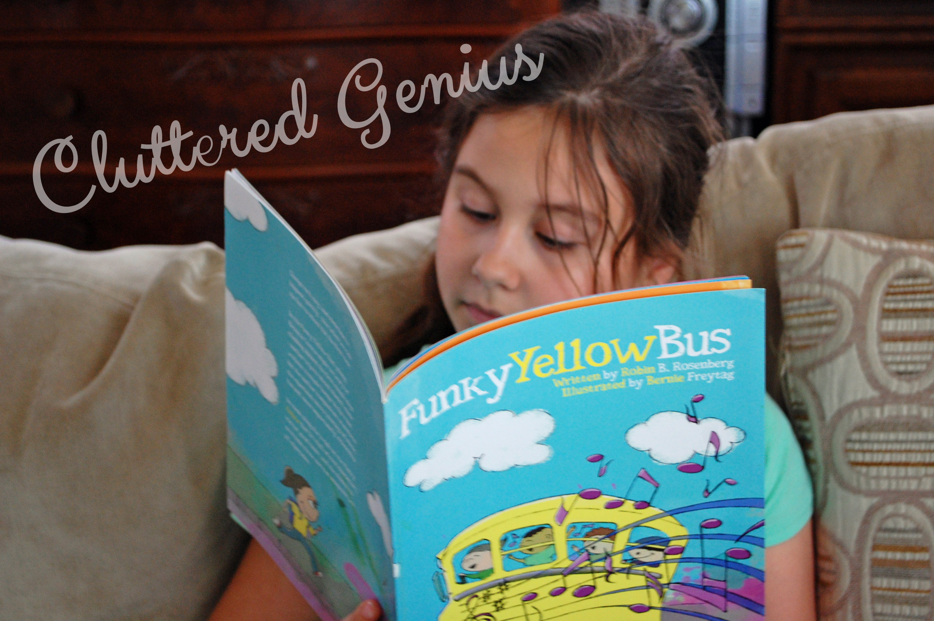 Funky Yellow Bus Review