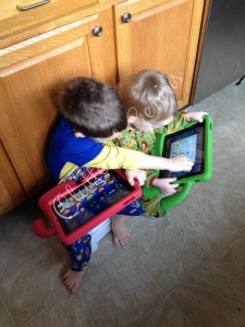 Blessings: the iPad (Day 8)