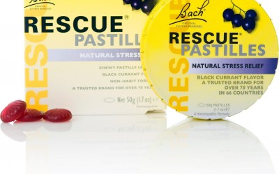 RESCUE: A Natural Way to Relieve Stress