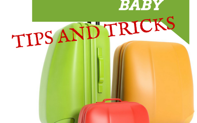 Tips and Tricks for Traveling with a Newborn