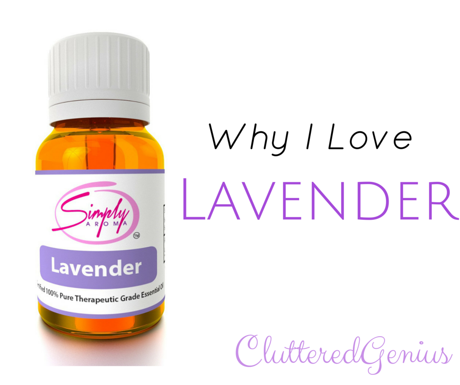 "Lavender: The ""Duct Tape"" of Oils"
