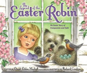 The Legend of the Easter Robin (Review & Giveway)