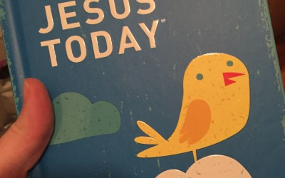 Jesus Today: Devotions for Kids (Giveaway)