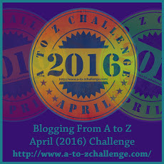Blogging from A to Z 2016