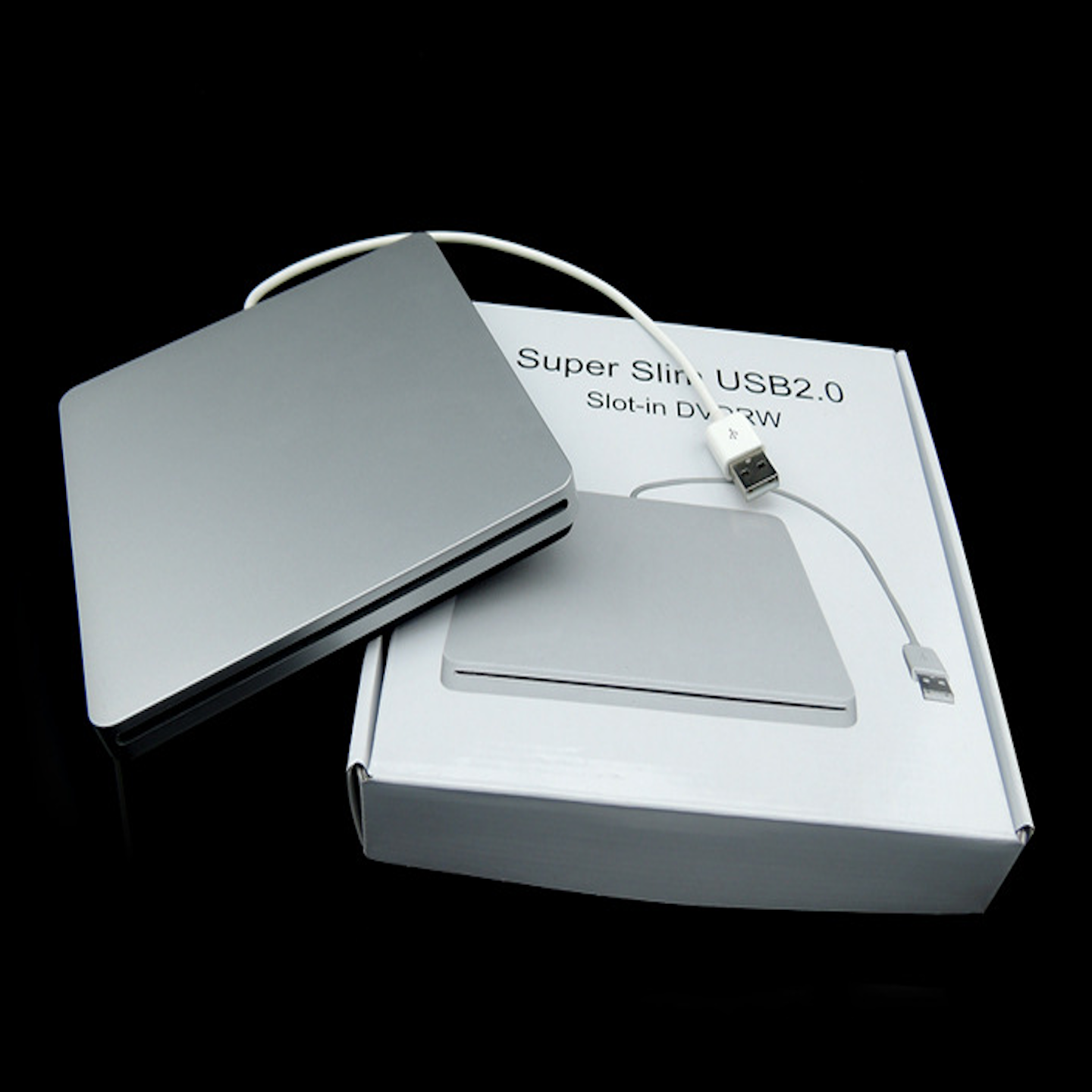 USB 2.0 External Drive & Drive Burner (Review)