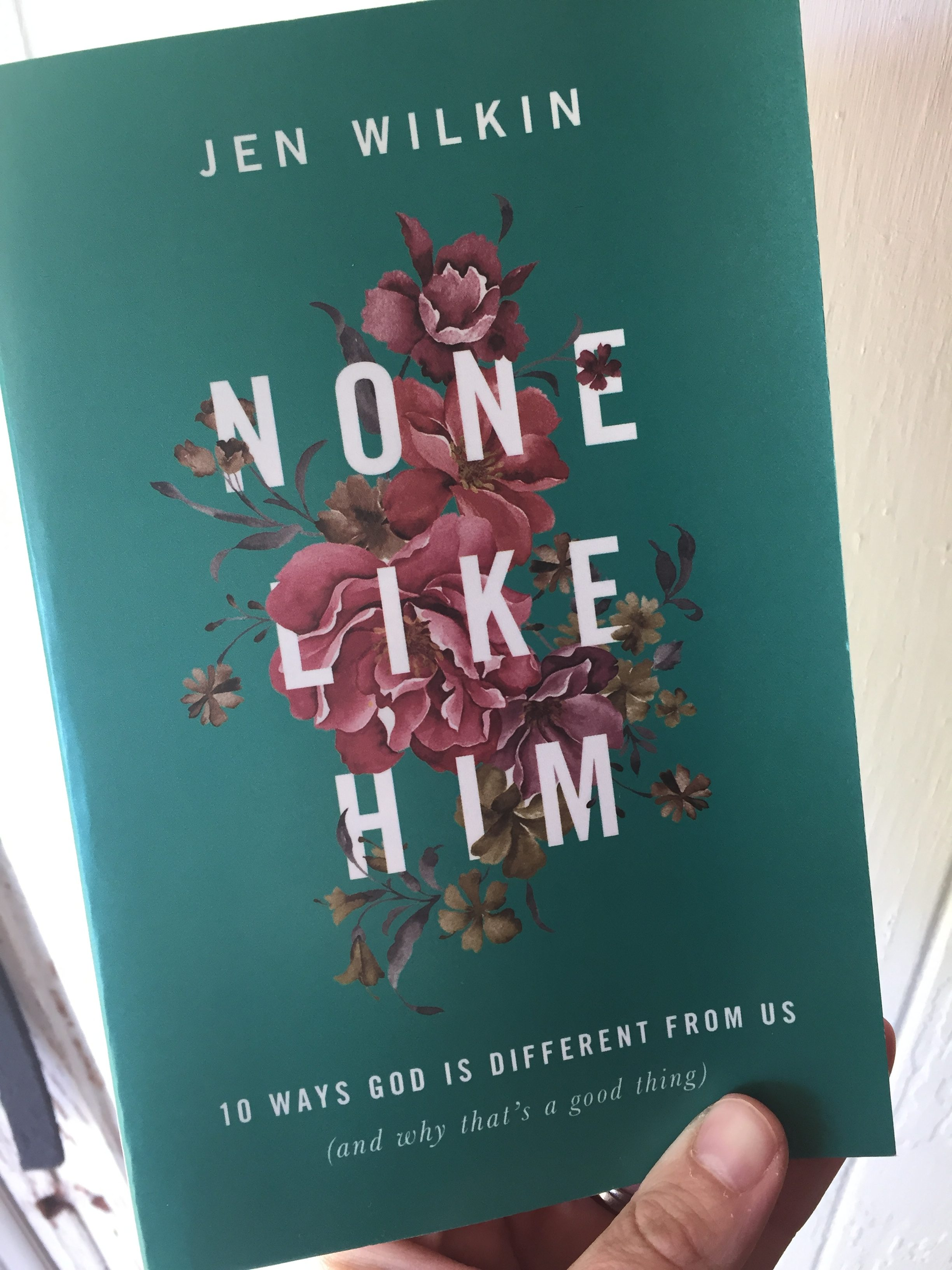 None Like Him (Review & Giveaway)