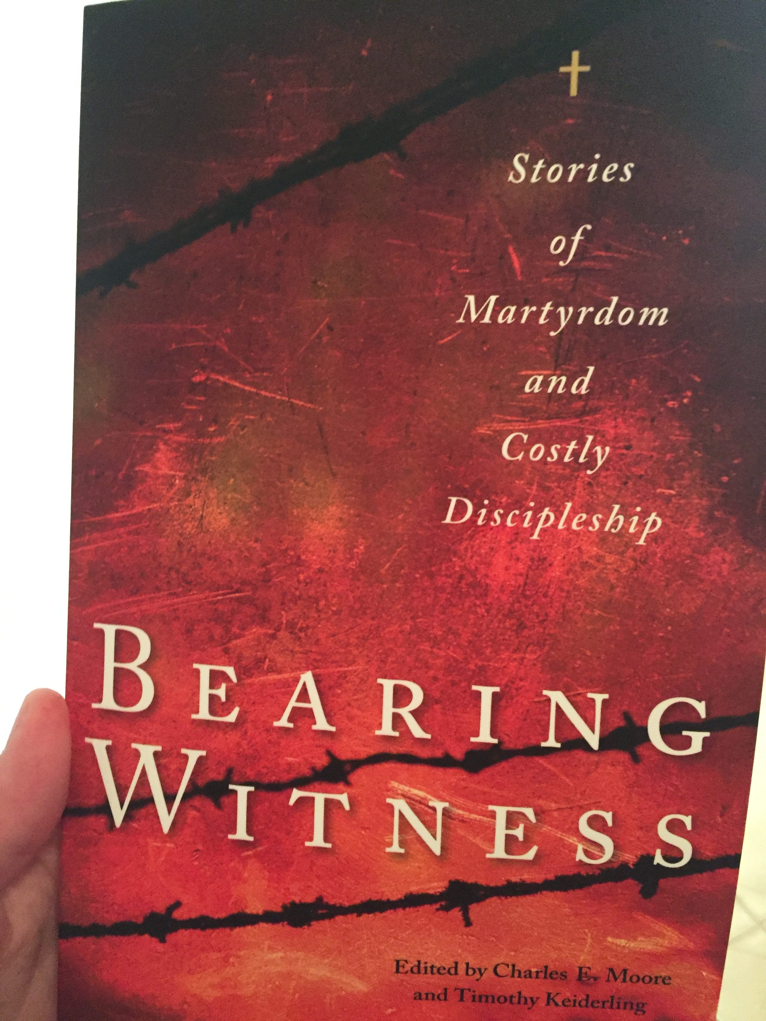 Bearing Witness (Review & Giveaway)