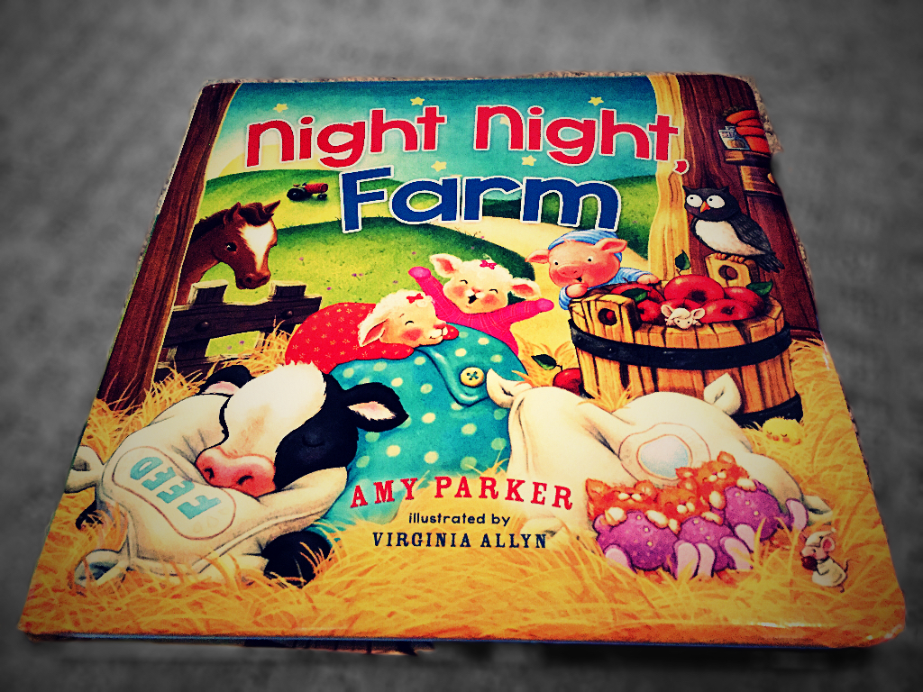 Night Night Farm (Review & Giveaway)