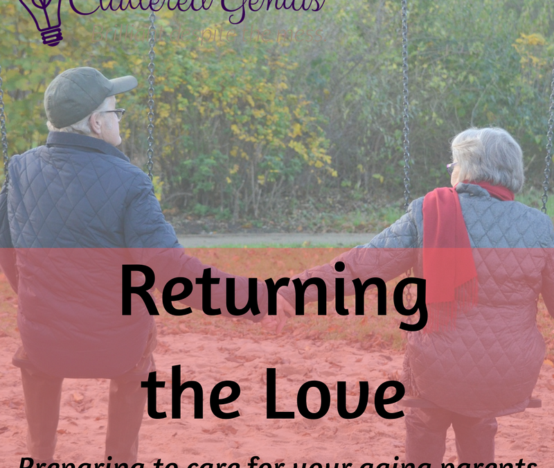 Returning the Love