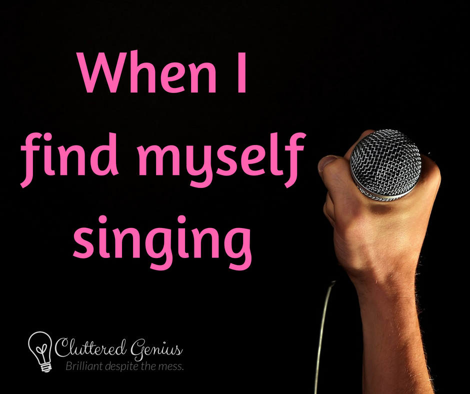 When I Find Myself Singing