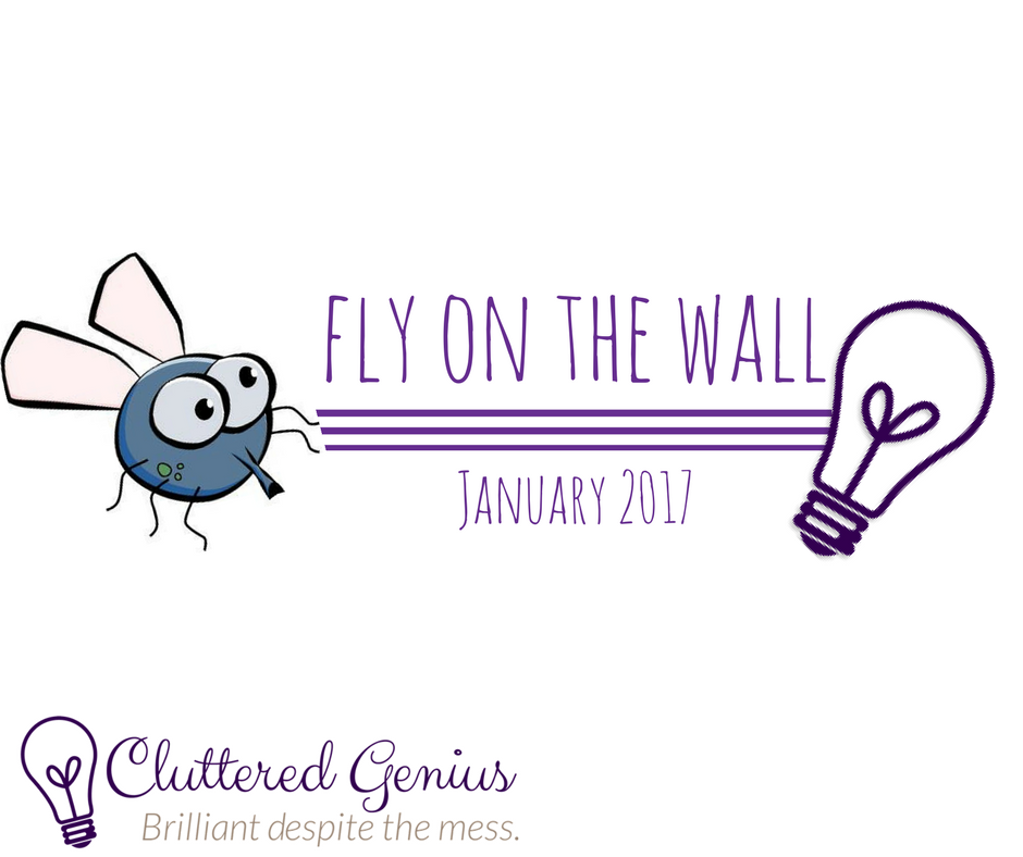 Fly on the Wall: January 2017