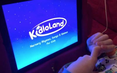 Kidloland Nursery Rhymes App for Kids (Review)