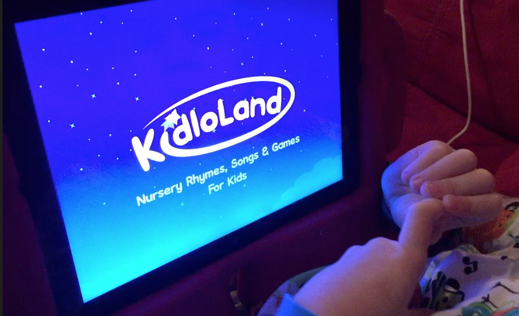 Kidloland Nursery Rhymes App for Kids (Review)