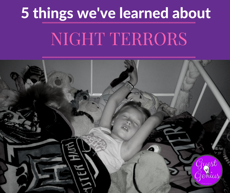 5 Things We've Learned About Night Terrors