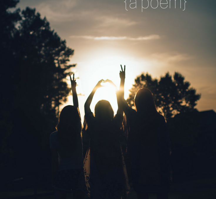 Friends are family (a poem)