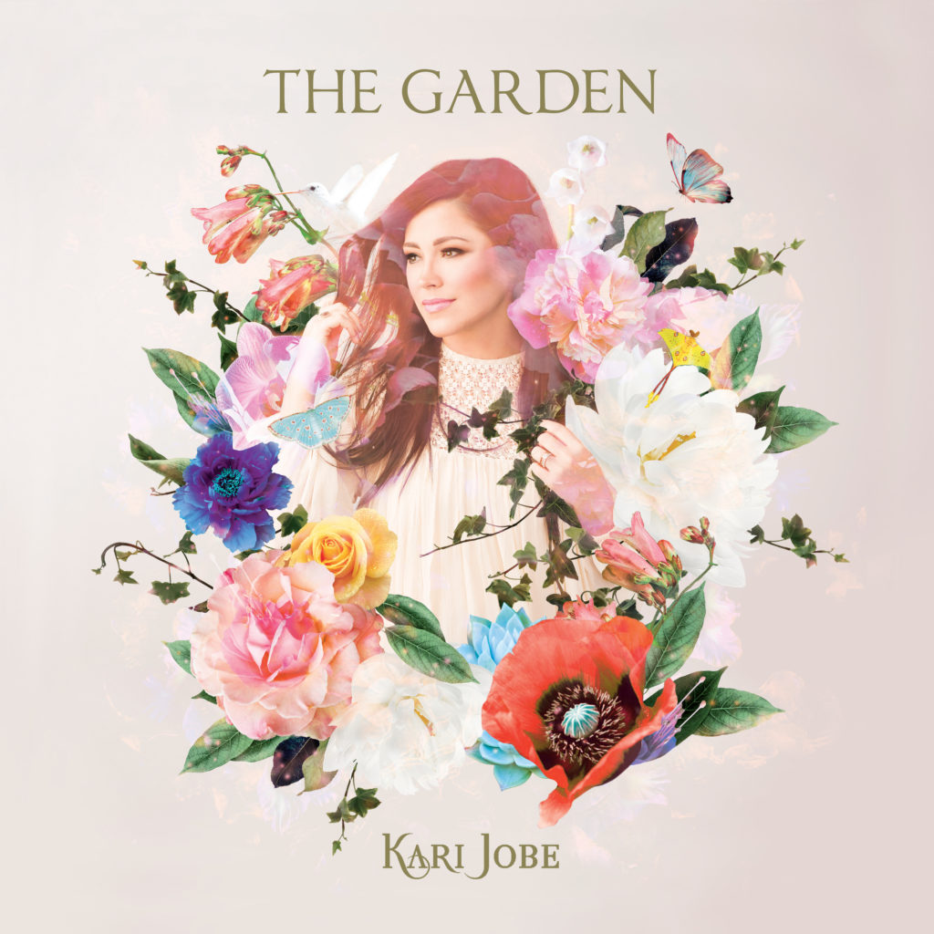 kari jobe the garden cover art