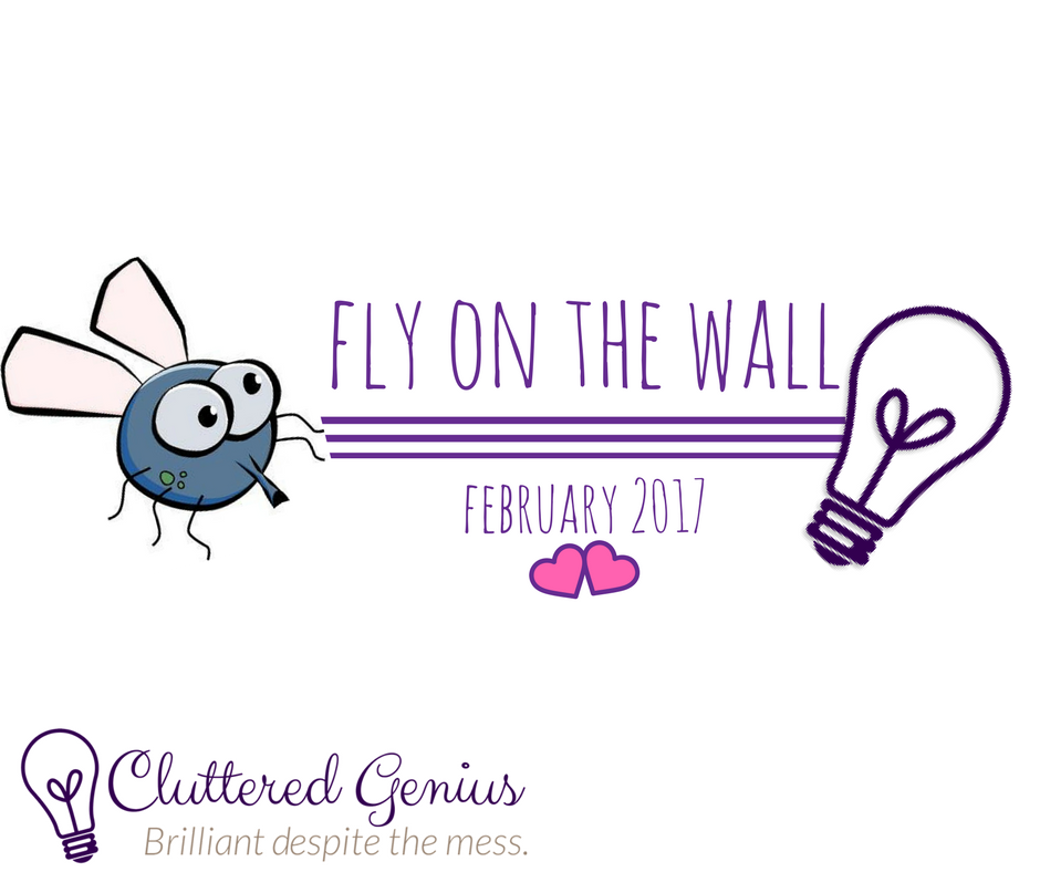 Fly on the Wall: February 2017