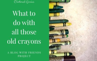 Old Crayons (and What to do with Them)