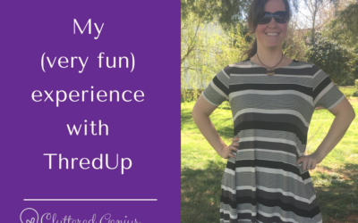 My (very fun) experience with thredUP