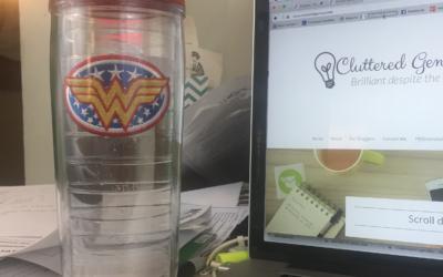 Loving my Tervis Water Bottle