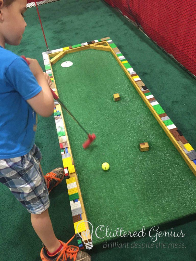 Brickfest Lego Golf