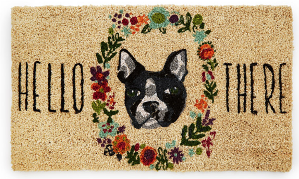 uncommon good hello there doormat