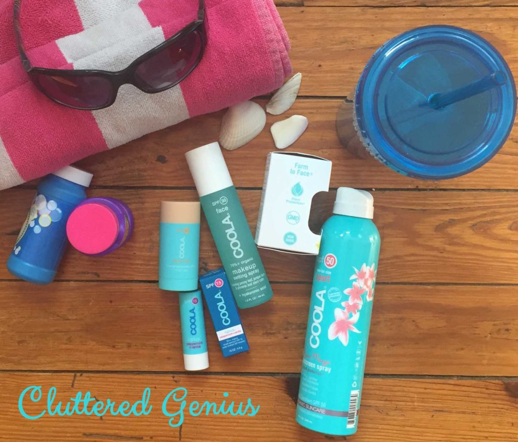 coola sunscare collection