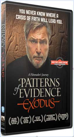 Patterns of Evidence (Review and Giveaway)