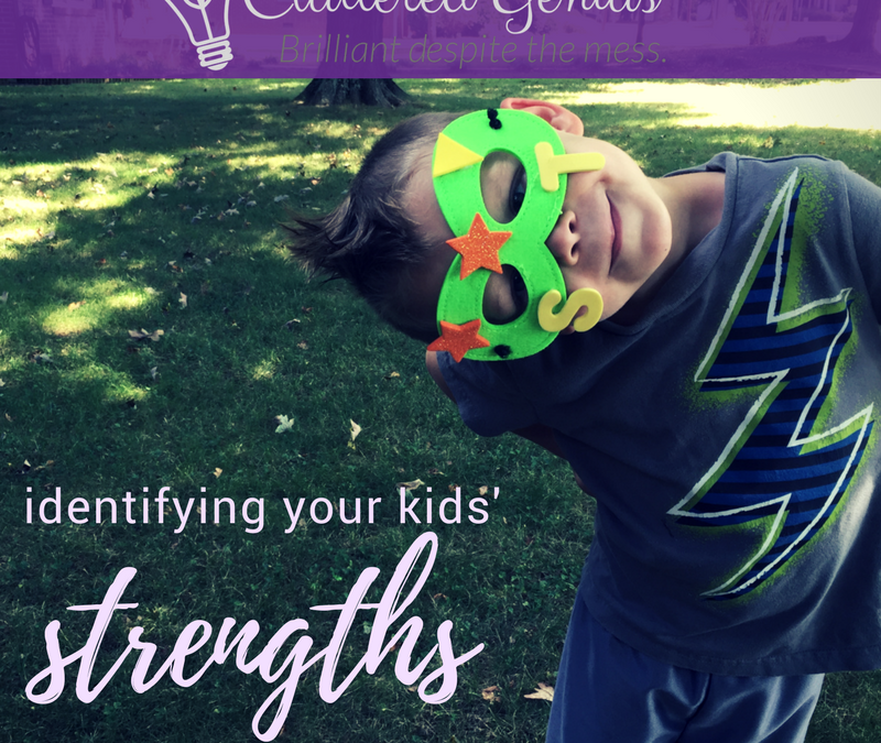 Identifying my Kids' Strengths