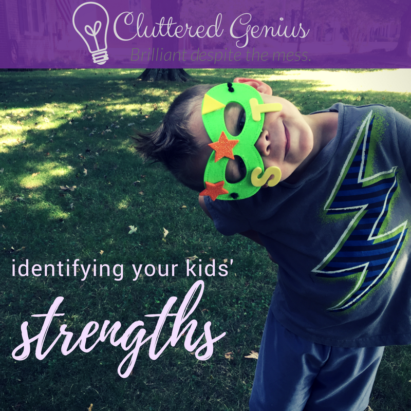 Identifying my Kids' Strengths