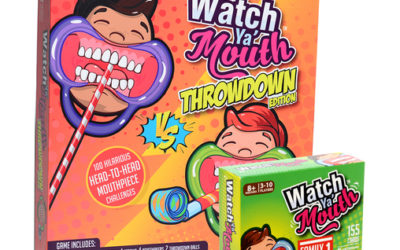 Watch Ya' Mouth Throwdown: So Fun!