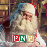 Get a Special Message from Santa with the PNP