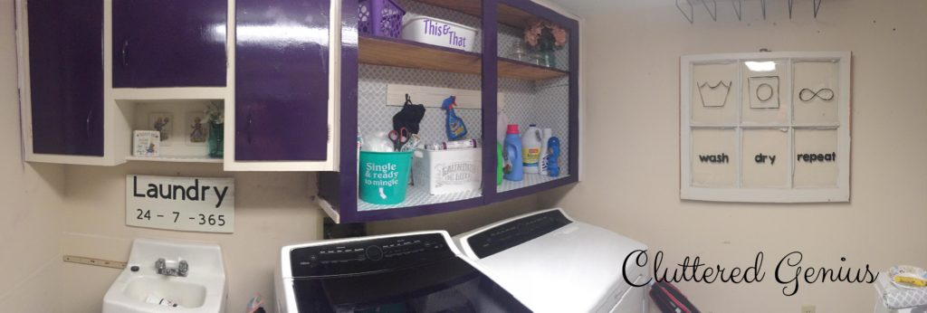 panoramic laundry room