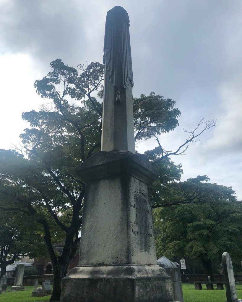 cemetery rowan county