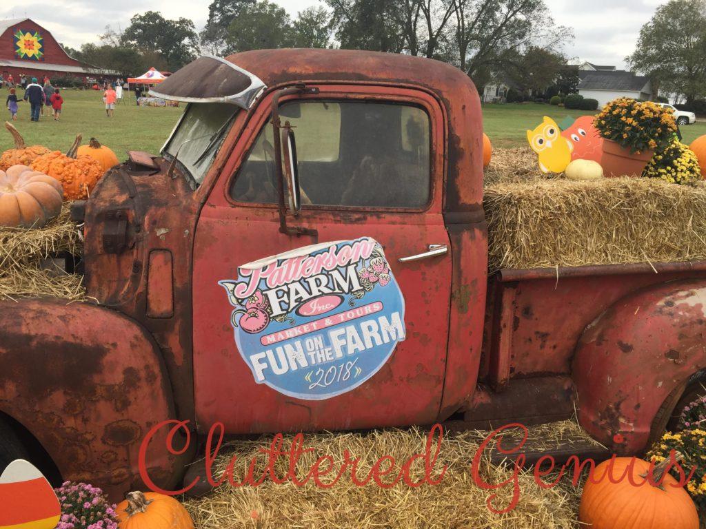 patterson farm truck