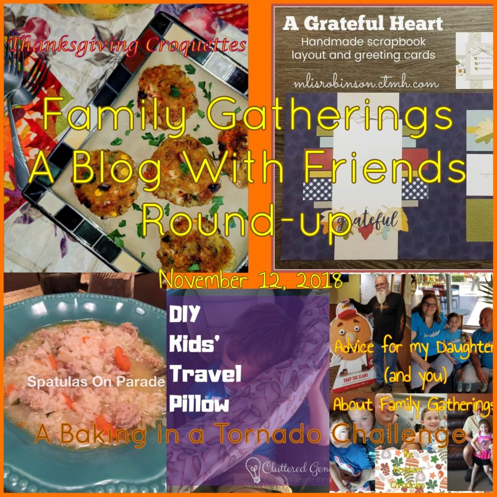 family gatherings blog with friends image