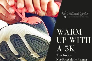 warm up with 5k