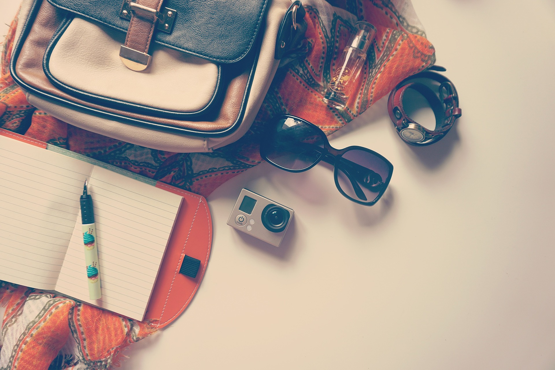 Vacation Packing Tips to Save Space (and your sanity)