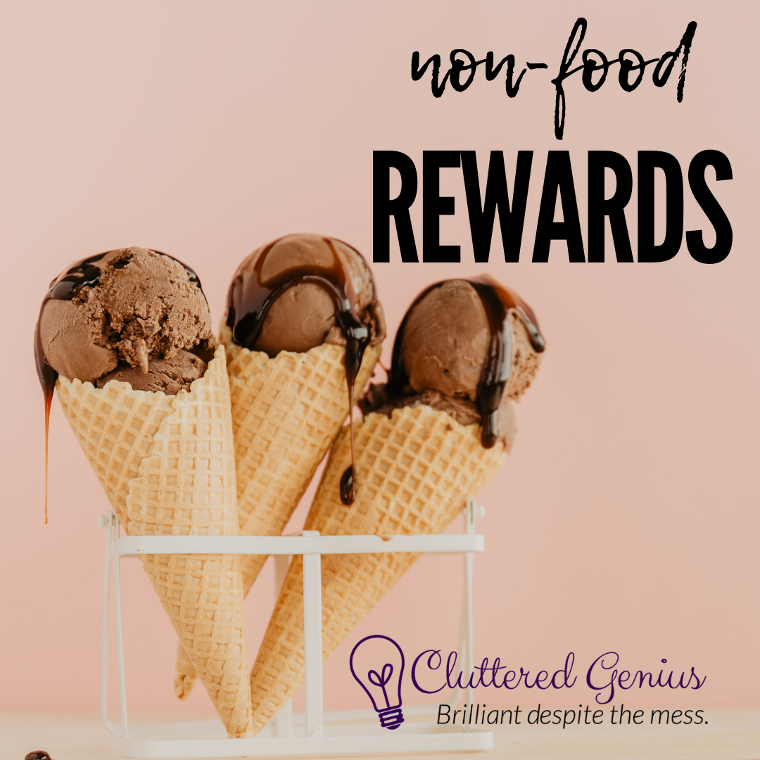 Non-Food Rewards