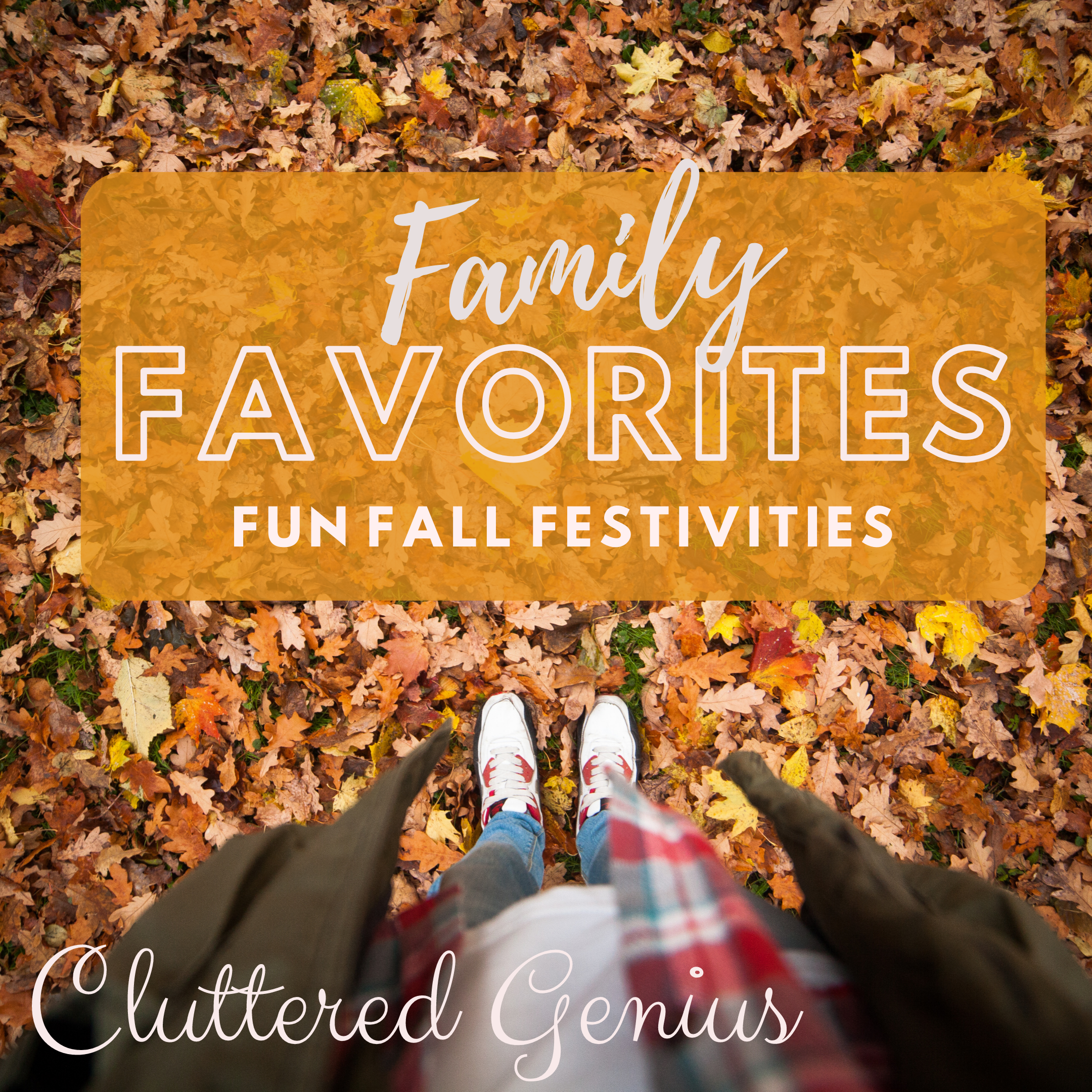 Family Favorites: Fun Fall Festivities