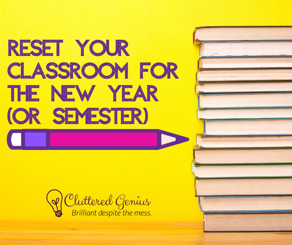 Reset your Classroom