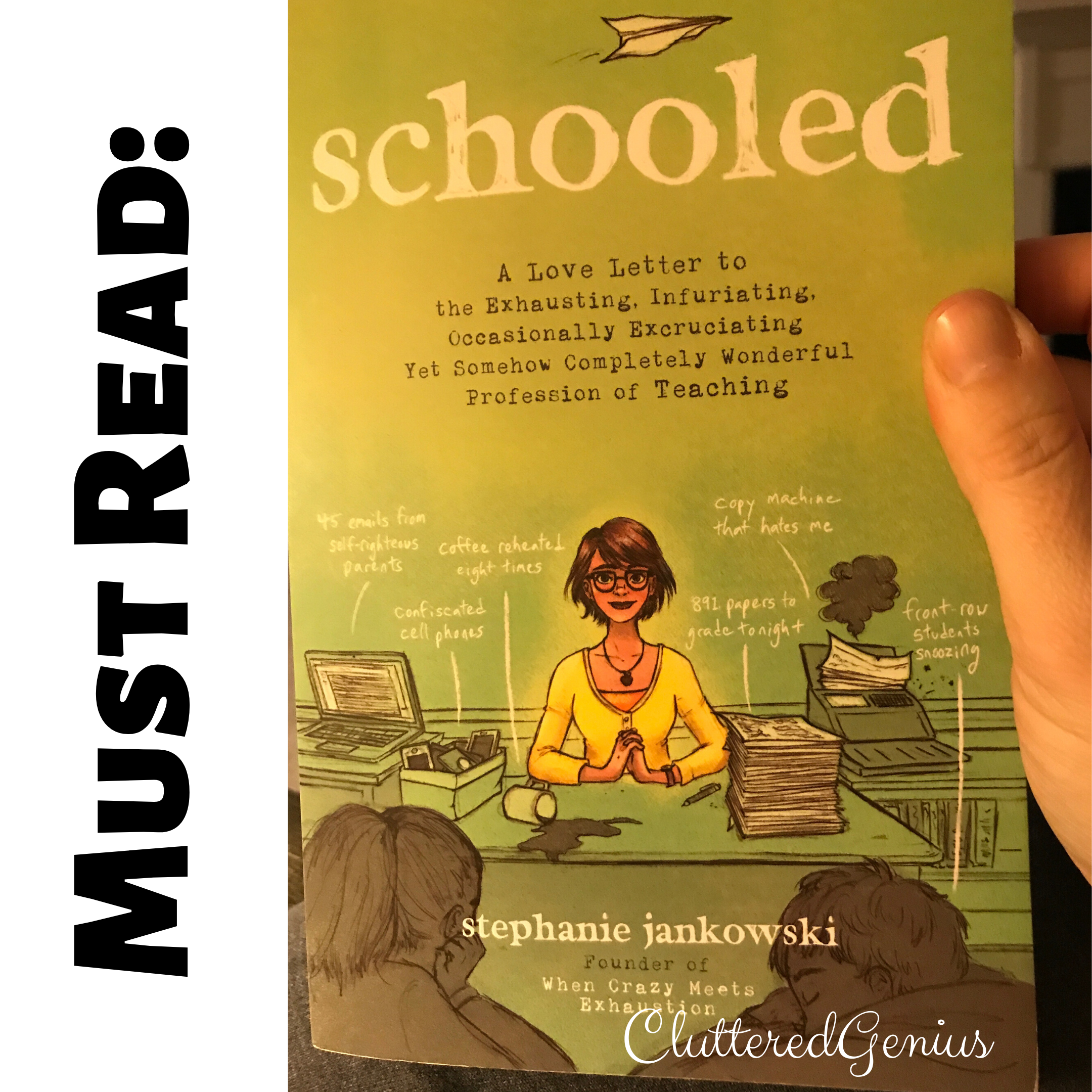 Must Read: Schooled